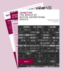Native ad guide
