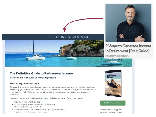 Fisher Investment ad example