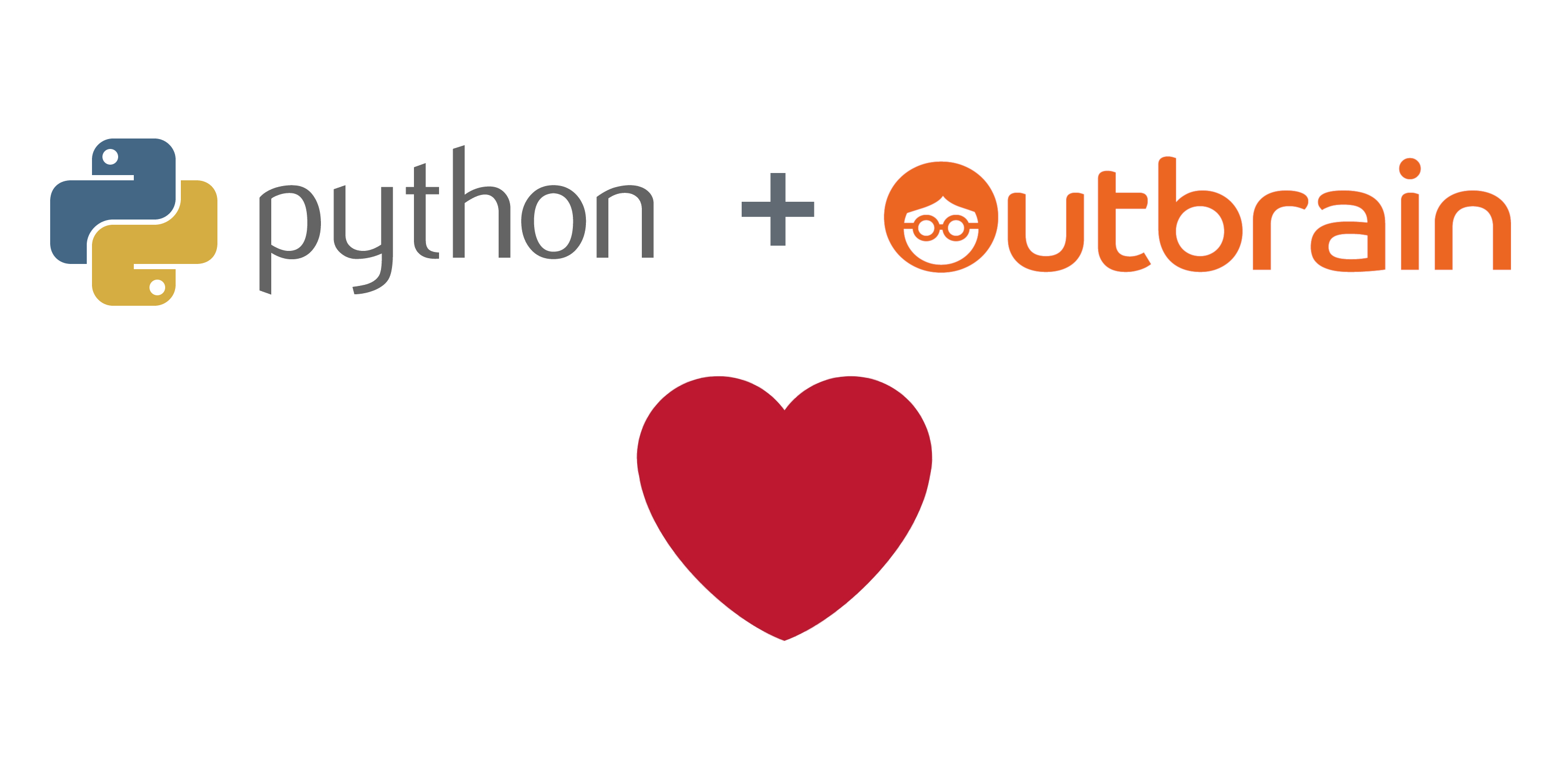 Outbrain Amplify API connected with Python