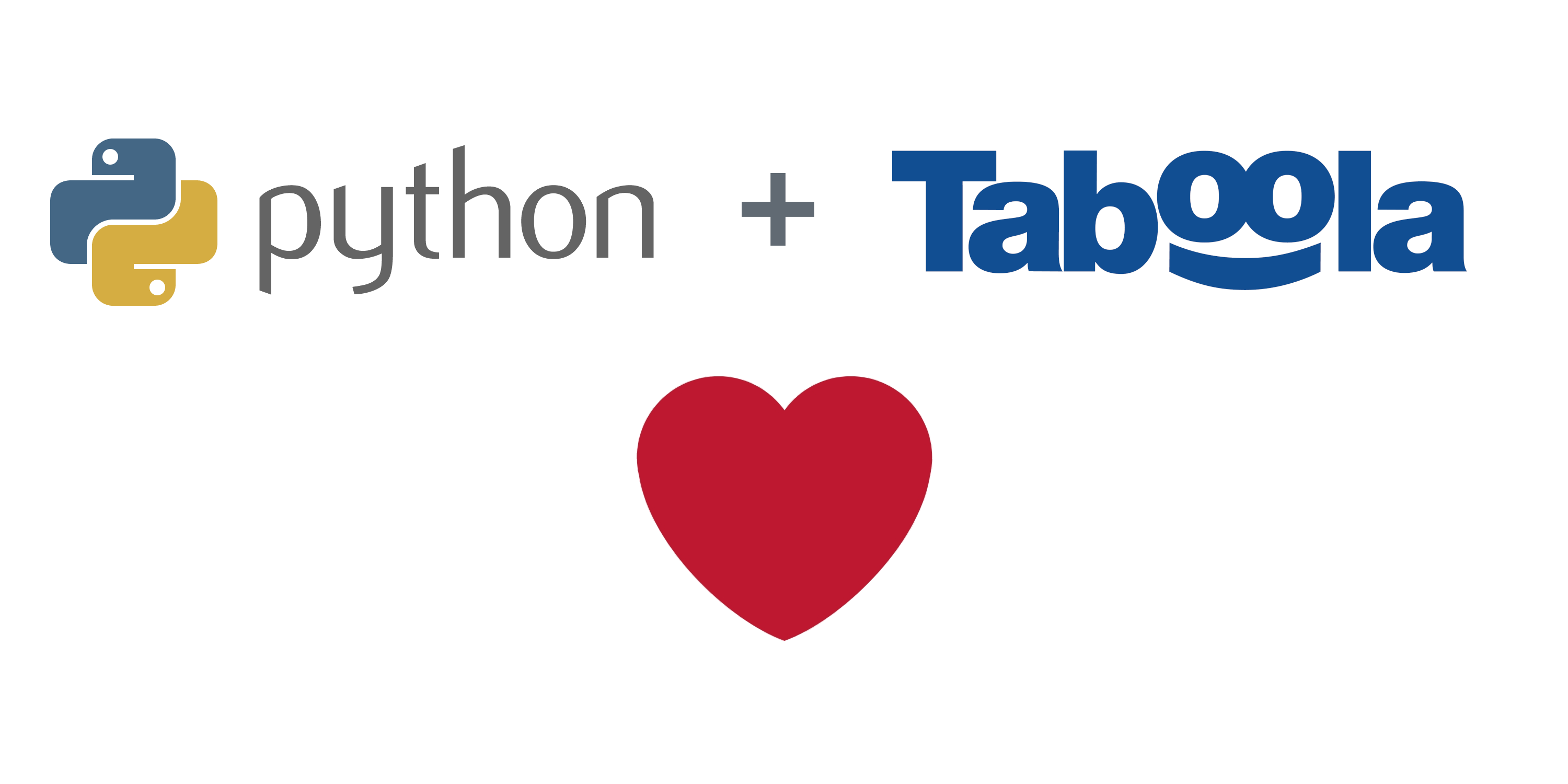 How to connect to the Taboola API for advertisers using python