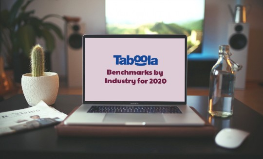 Taboola benchmarks for 2020