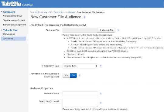 How to create lookalike audiences